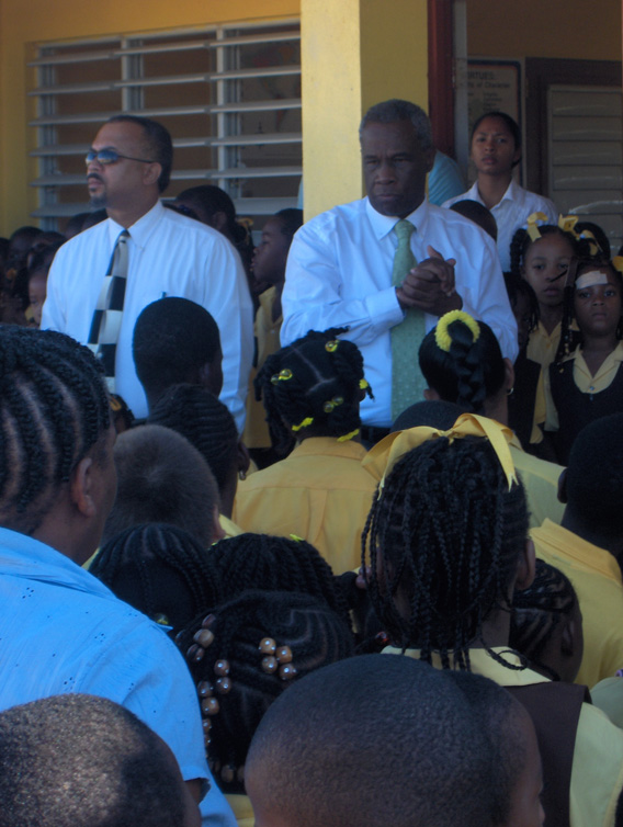 Government Of Anguilla Public Relations Chief Minister
